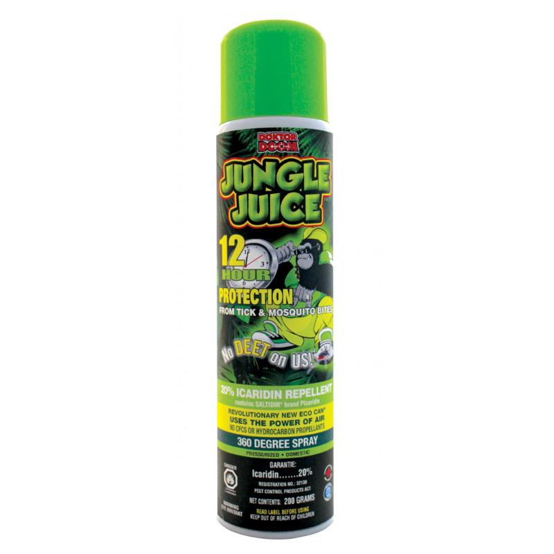 Doktor Doom Jungle Juice Repellent 200 Grams