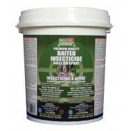 Doktor Doom Go Green Baited Insecticide Dust Or Spray (Diatomaceous Earth) 1 kilogram Pail